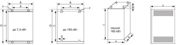 размеры tecorp hc1-c